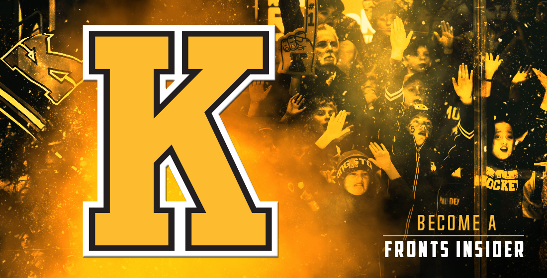 Become a Fronts Insider